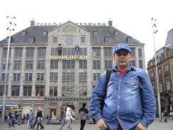Игорь Шаститко, Амстердам, лето 2005