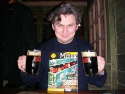 Игорь Шаститко, Минск, декабрь 2006