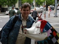 Игорь Шаститко, Сиэтл, июль 2007
