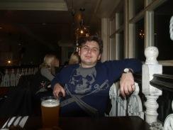 Игорь Шаститко, Одесса, День Рождения, 31 октября 2007