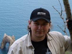 Игорь Шаститко, Карадаг, апрель 2008