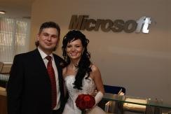 Игорь Шаститко, свадьба, июнь 2008