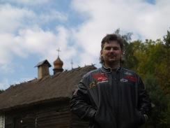 Игорь Шаститко, Киев, Пирогово, сенятбрь 2008