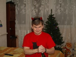 Игорь Шаститко, Новый Год, декабрь 2008