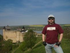 Игорь Шаститко, Хотин, Украина, апрель 2009