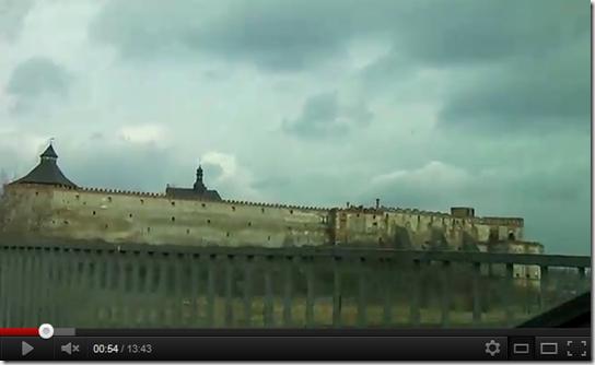 Medzhybizh-video