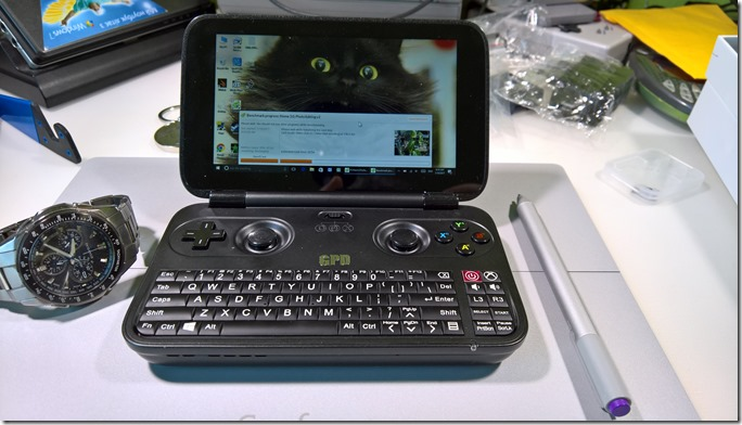 GPD Win review